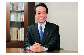 高木裕明代表取締役社長